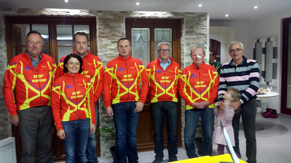 MDP Menuiseries Fermetures : partenaire VTT Rando Pommiers