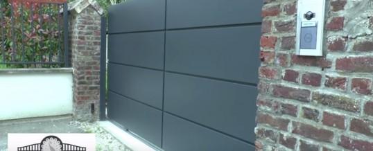 portail tschoeppe installation mdp compi gne portes. Black Bedroom Furniture Sets. Home Design Ideas