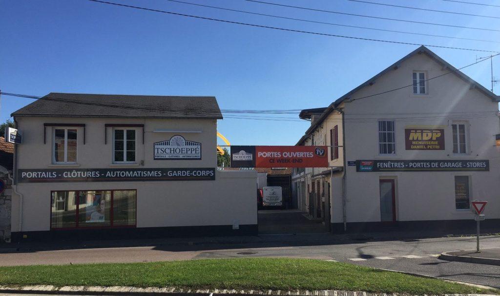 portes ouvertes tschoeppe chez MDP Soissons