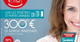 JANNEAU vous offre 300 € de remise