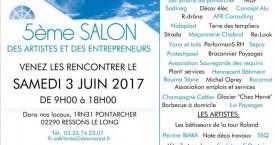 MDP présent sur le 5ème Salon des Entrepreneurs